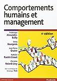 Comportements humains et management 4e ed
