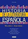 Historia de la Literatura Española. Volumen I-Edad Media