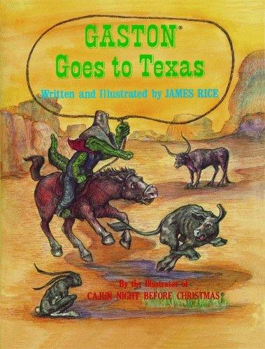 Gaston® Goes to Texas (Gaston® Series)