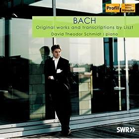 Partita No. 2 in C Minor, BWV 826: II. Allemande