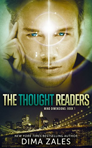 The Thought Readers by Dima Zales ebook deal