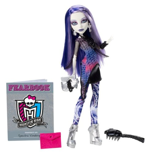 Monster High Picture Day Spectra Vondergeist Doll (Picture Day Monster High Dolls compare prices)