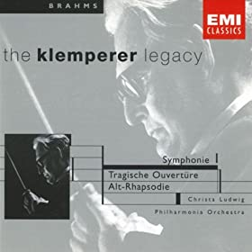 Brahms: Symphony No.1 etc.