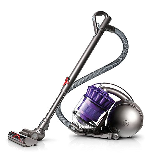 Dyson DC39 Multi Floor Bagless Canister Vacuum: Purple (Certified Refurbished) (Dyson Vacuum Dc39 compare prices)