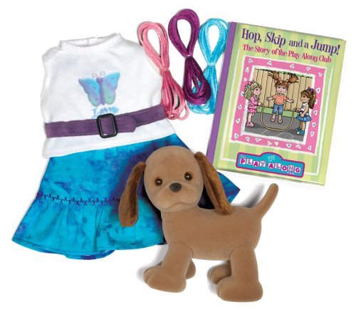 "Play Along Club Doll Accessory Packs ""Join the Club"" Theme : Friendship - 1"