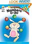 Numbers 0-20, Grades PK - K: Gold Sta...