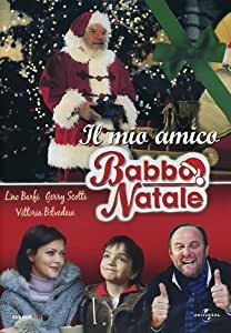 Amazon.com: Il Mio Amico Babbo Natale: vittoria belvedere, jerry scotti, franco amurri: Movies & TV