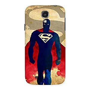 Premier Day Walks Multicolor Back Case Cover for Samsung Galaxy S4