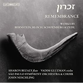 Baal Shem (version for violin and orchestra): No. 1. Vidui (Contrition)