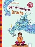 Der verzauberte Drache: Der Bücherbär: Eine Geschichte für Erstleser
