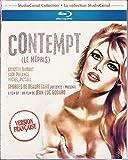 Le Mépris - Contempt (English/French) 1963 [Blu-ray]