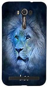 PrintVisa 3D-ASZFGO-D8179 Zodiac Leo Case Cover for Asus Zenfone Go ZC500TG