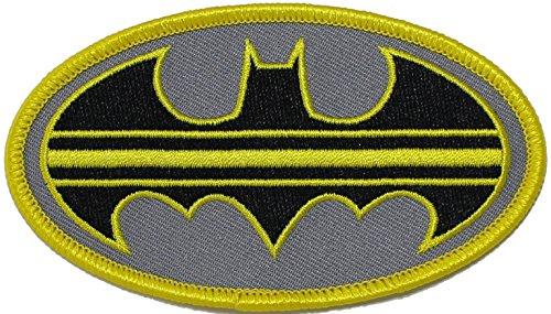 Application DC Comics Batman Striped Logo Patch - 1