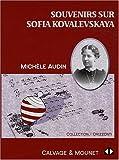 echange, troc Michèle Audin - Souvenirs sur Sofia Kovalevskaya