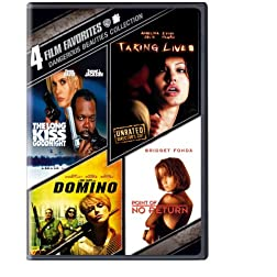 4 Film Favorites: Dangerous Beauties Collection