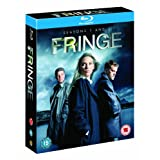 Fringe Season 1 and 2 [Blu-ray] [Region Free]by Anna Torv
