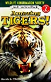 Amazing Tigers! (I Can Read Book 2)