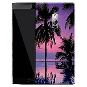 Theskinmantra Tree Peace back cover for Oneplus 2
