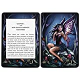 Diabloskinz Vinyl Adhesive Skin Decal Sticker for Amazon Kindle Paperwhite - Fairy