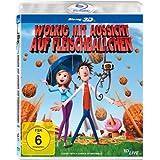 """Wolkig mit Aussicht auf Fleischb�llchen (3D Version) [3D Blu-ray]von """"Chris Miller"""""""