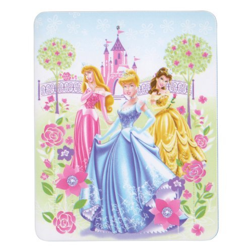 Cheapest Prices! Kids Favorite Character Fleece Blanket - 3 Disney Princesses