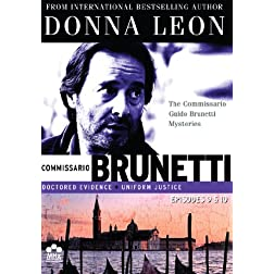 Donna Leon's Commissario Guido Brunetti Mysteries - Episodes 9 &amp; 10
