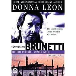 Donna Leon's Commissario Guido Brunetti Mysteries - Episodes 9 & 10