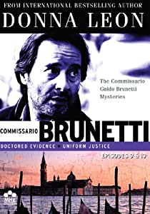 Donna Leon's Commissario Guido Brunetti - 9 & 10 [DVD] [Region 1] [US Import] [NTSC]