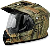 AFX FX-39 Dual Sport Motorcycle Helmet Camo Large L