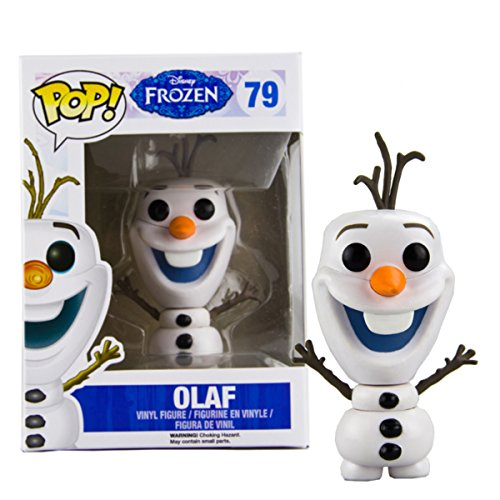 Funko POP Disney: Frozen Olaf Action Figure - 1