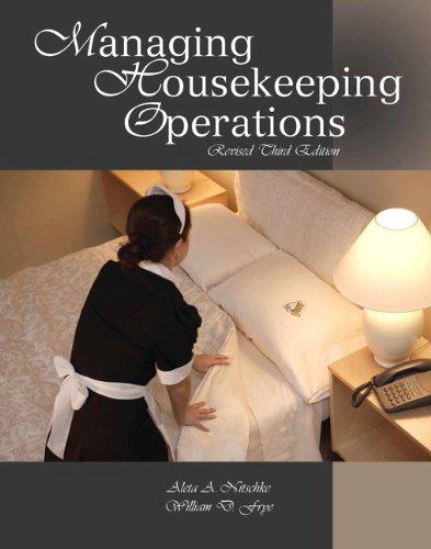 Managing Housekeeping Operations (AHLEI) (Ahlei - Lodging)