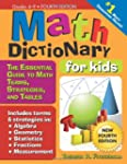 Math Dictionary for Kids: The Essenti...