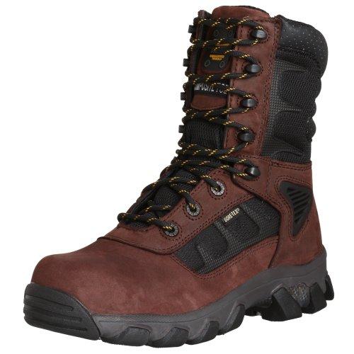 DeWALT Mens Hybrid 8 Heavy Duty Lightweight Steel Toe Work Boot