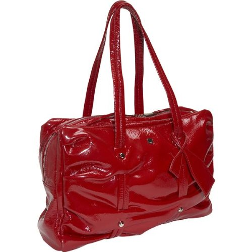 Lodis Scrunch Large Flight Bag (Red)