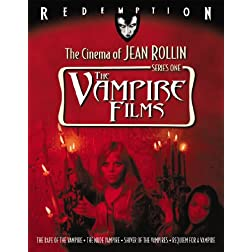 Jean Rollin: The Vampire Films [Blu-ray]