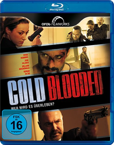 Cold Blooded [Blu-ray]