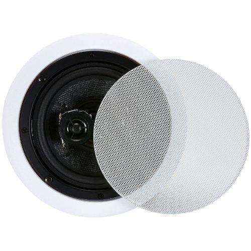 """Dayton Audio Cs622C 6-1/2"""" Stereo Ceiling Speaker"""
