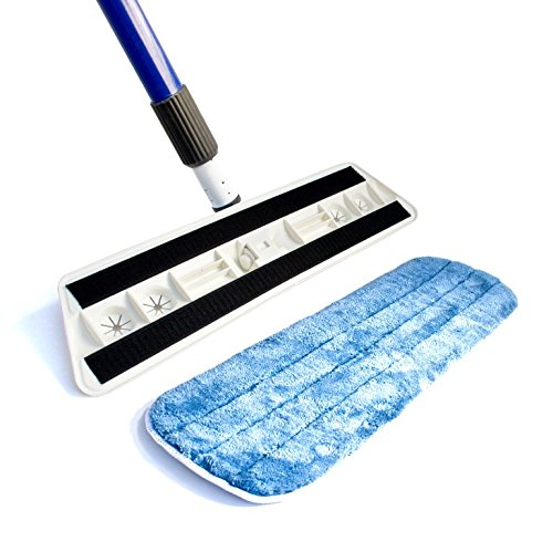 Professional Microfiber Mop Floor Dust Mop with 17