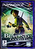 PS2 Beyond Good & Evil, Official UK Pal PEGI 7+ Export Edition