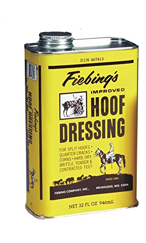 Fiebing Hoof Dressing (Hoof Polish compare prices)