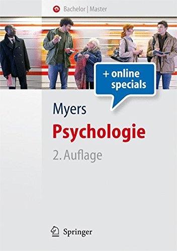 Psychologie (Springer-Lehrbuch) (German Edition)