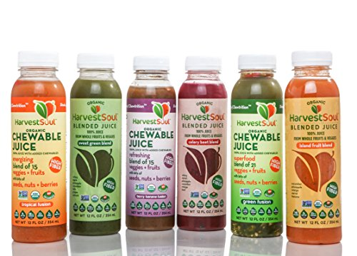 Harvest Soul Organic 4-Day Juice Boost (Includes FREE SHIPPING at Checkout!)