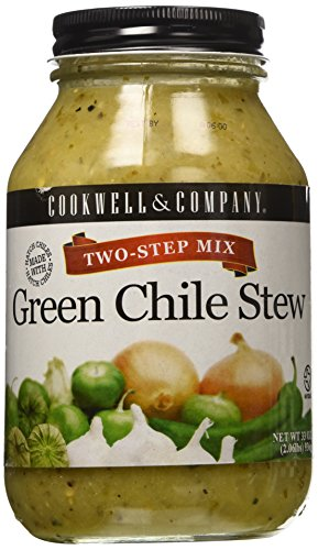 Cookwell & Company All Natural Green Chile Stew Two-step Mix 34 Ounces