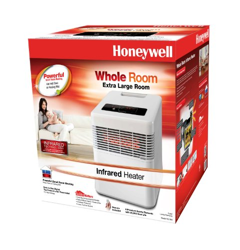 Honeywell Infared Whole Room Heater Honeywell B00F0R6TLM