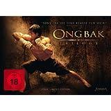 Ong-bak Trilogy (Limited Edition, 3 Discs, Steelbook)