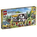 レゴ クリエイター キャンピングカー 31052