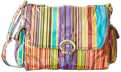 kalencom-laminated-buckle-bag-spize-stripes