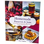 Homemade Preserves and Jams Cookbook