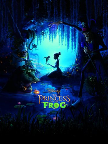 Disney's The Princess and The Frog - Ron Clements
