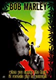 Marley, Bob - Herb - Posterflagge 100% Polyester - Grösse 75x110 cm